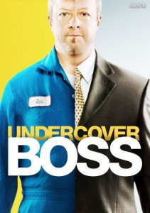 What We Can Learn from Watching 'Undercover Boss'