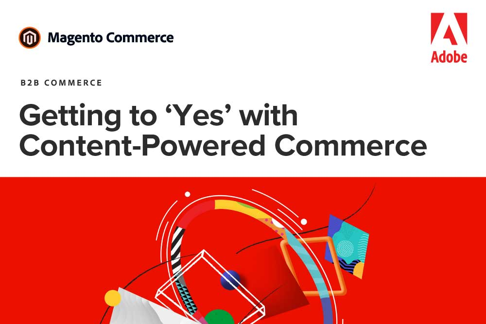 Getting to 'Yes' With Content-Powered Commerce