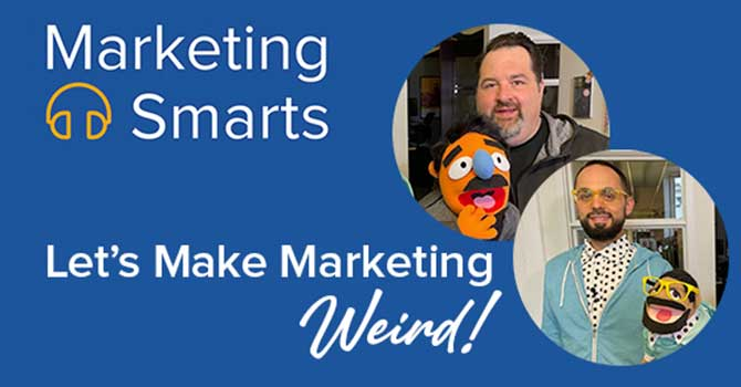 Let's Make B2B Marketing Weird