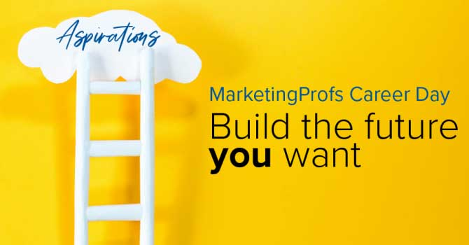 在你的营销生涯中,下一步是什么?