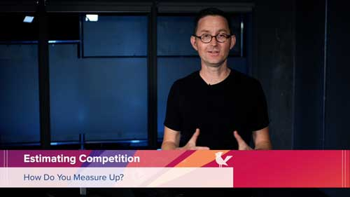 Estimating Competition: How Do You Measure Up?