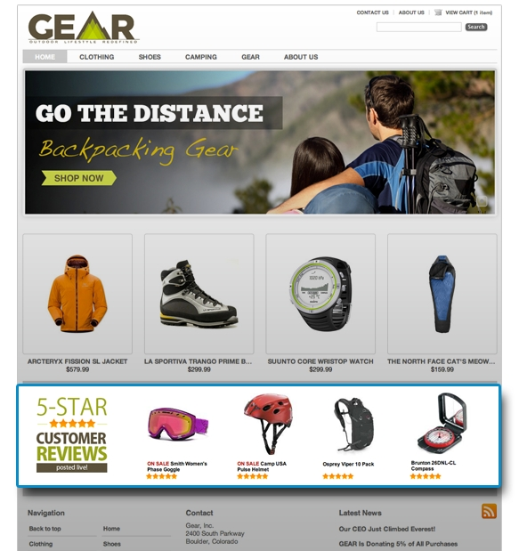 121101-4 Display product reviews
