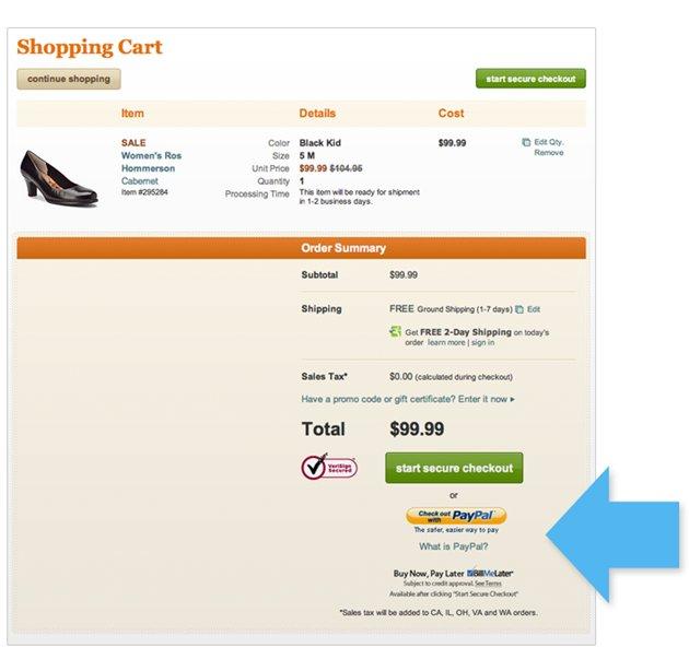 121101-9 Alternative payment options