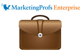 MarketingProfs Enterprise: Team-based training for groups of 20 or more »